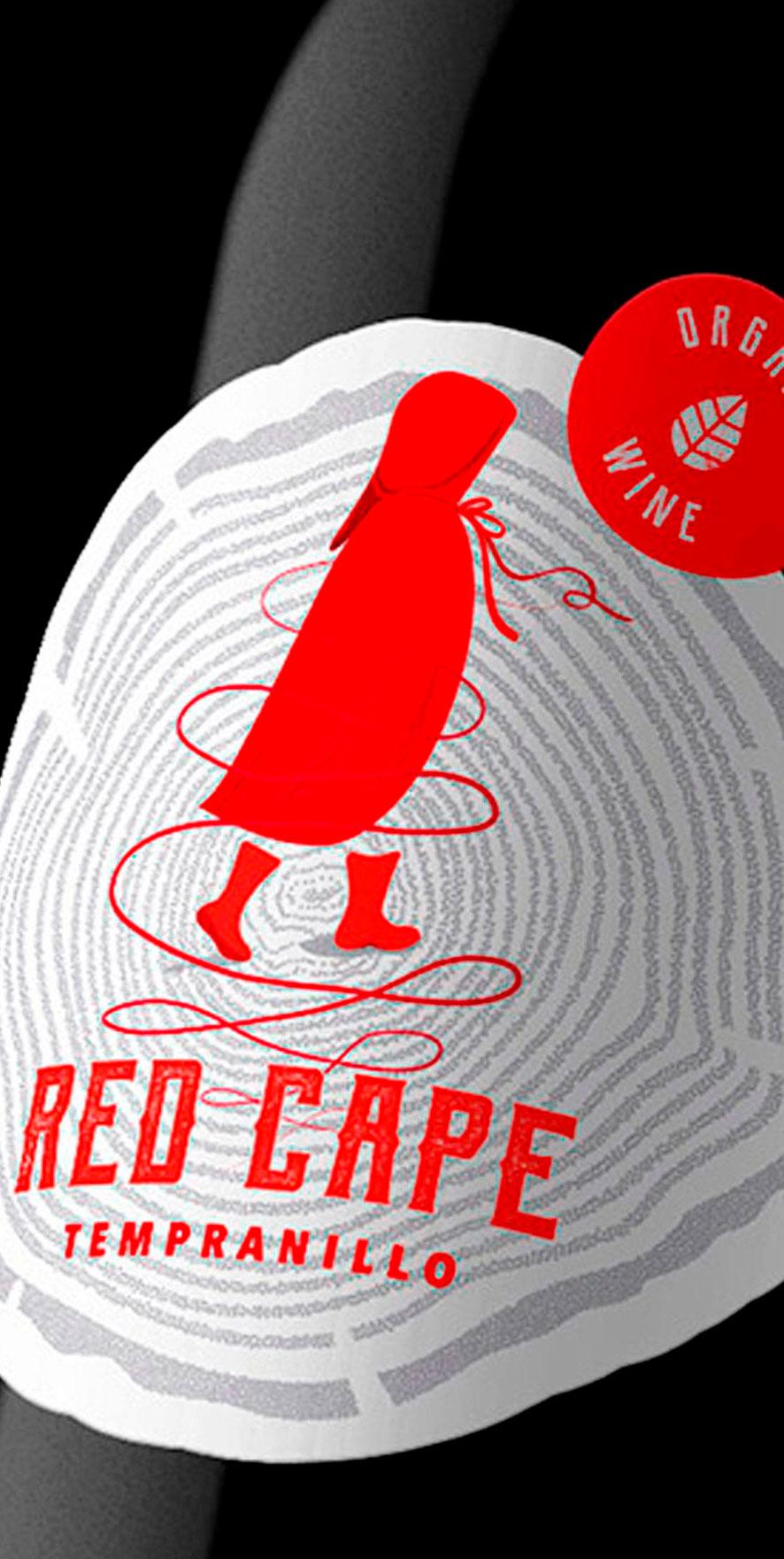 Red Cape Tempranillo | Bodegas Valdepablo